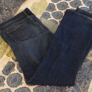 GAP Skinny Boot jeans size 14